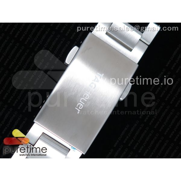 Aquaracer English Premier League Limited 43mm SS OXF 1:1 Best Edition Gray Dial on SS Bracelet SW200
